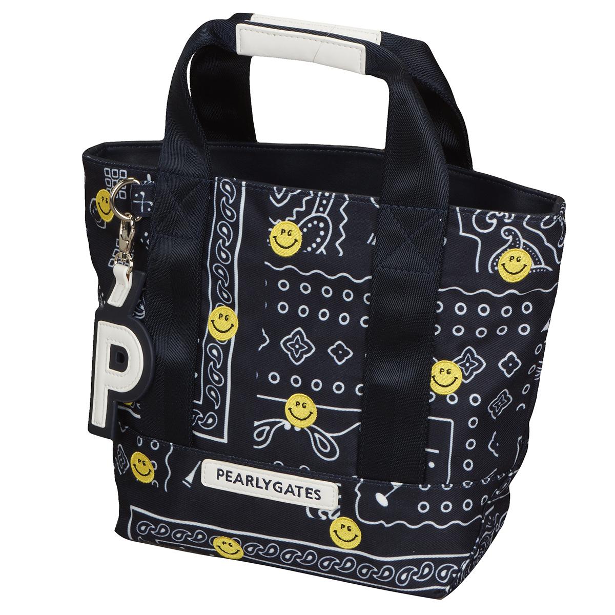 ニコ刺繍 カートバッグ