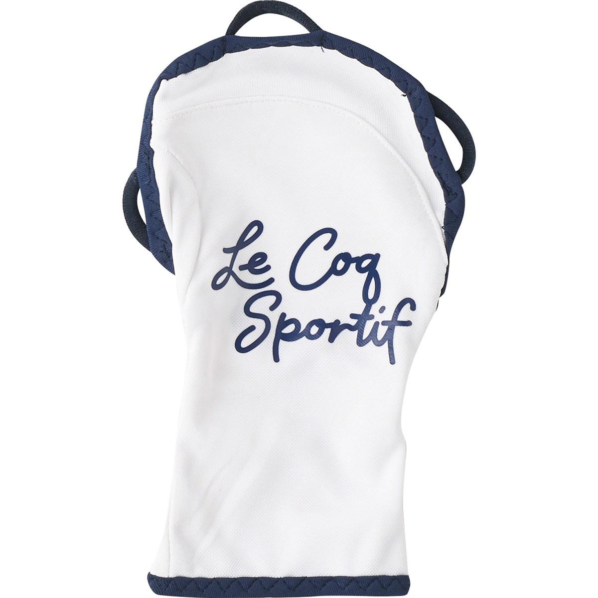 ルコックゴルフ Le coq sportif GOLF クーリストUVハンドカバー 右手用 フリー 右手用 ホワイト 00 レディス