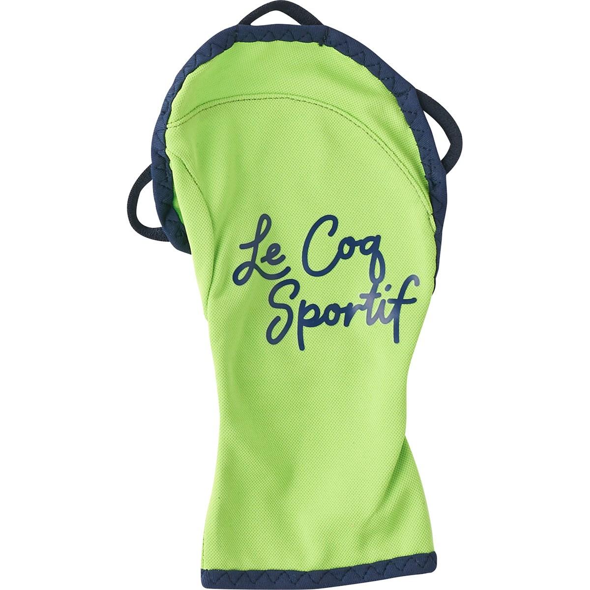 ルコックゴルフ Le coq sportif GOLF クーリストUVハンドカバー 右手用 フリー 右手用 グリーン 00 レディス