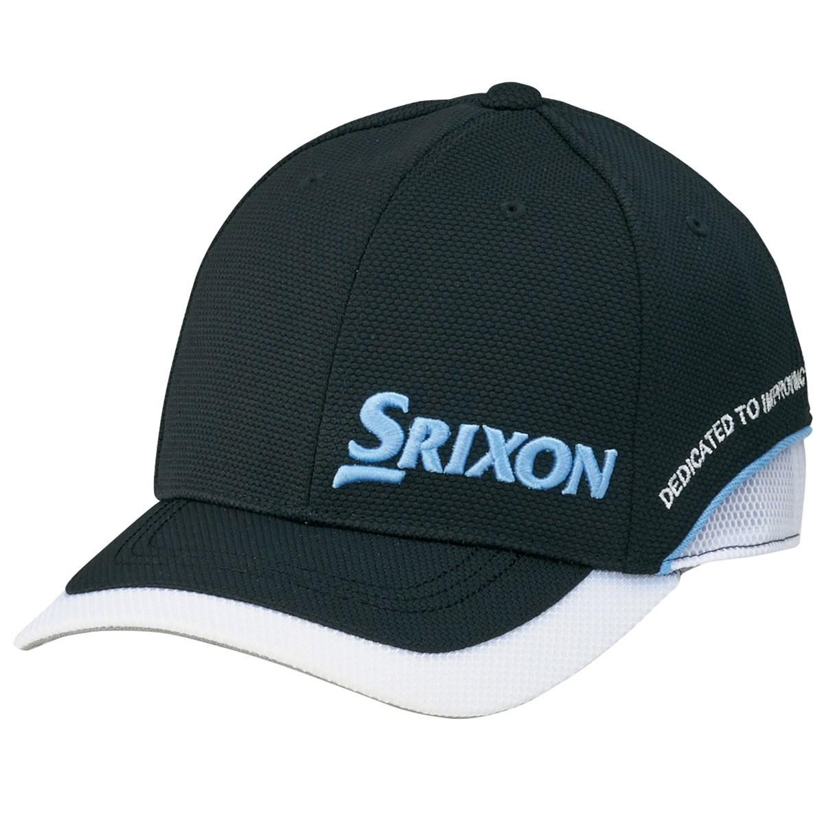ダンロップ SRIXON キャップ フリー ブラック