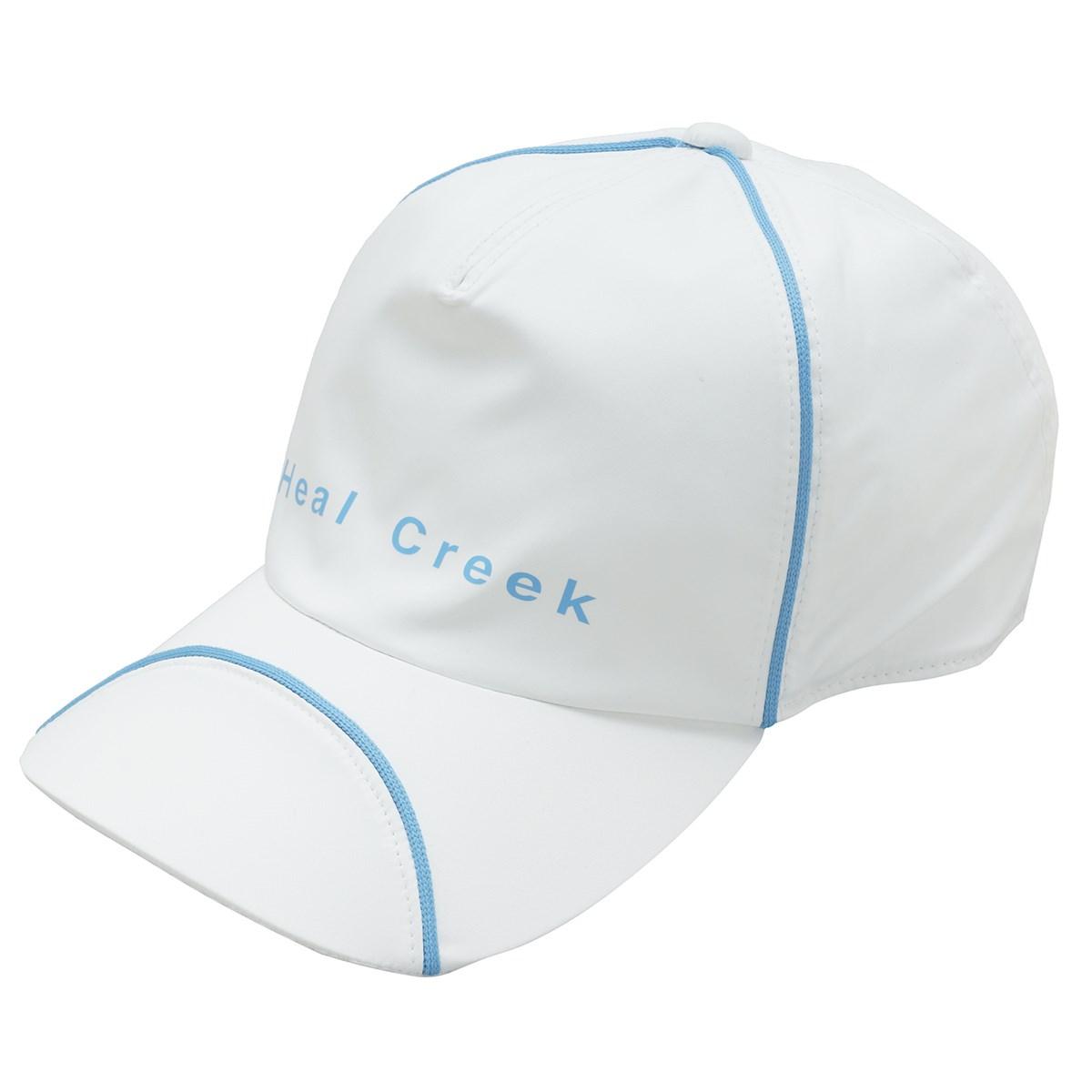 ヒールクリーク Heal Creek レインキャップ フリー オフホワイト 005