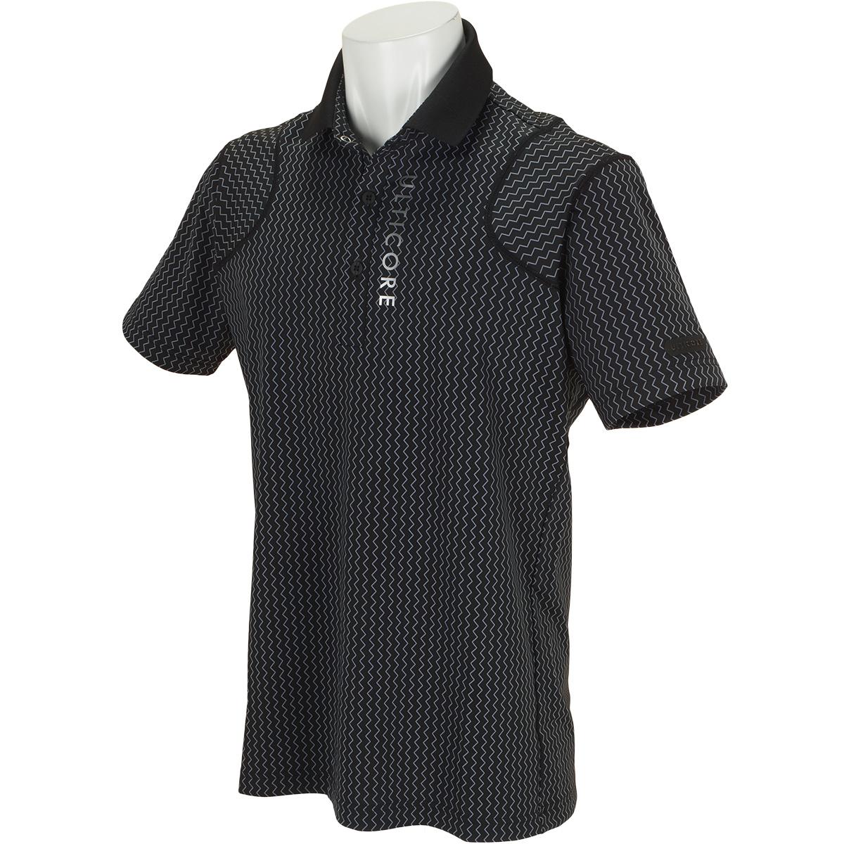 半袖3D解析ポロシャツ
