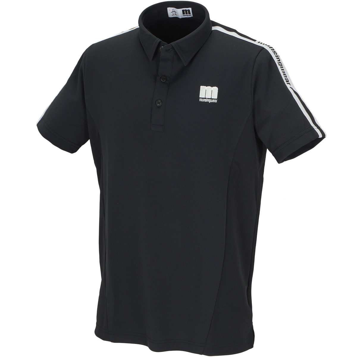 ENVOY COOLISTメッシュ半袖ポロシャツ