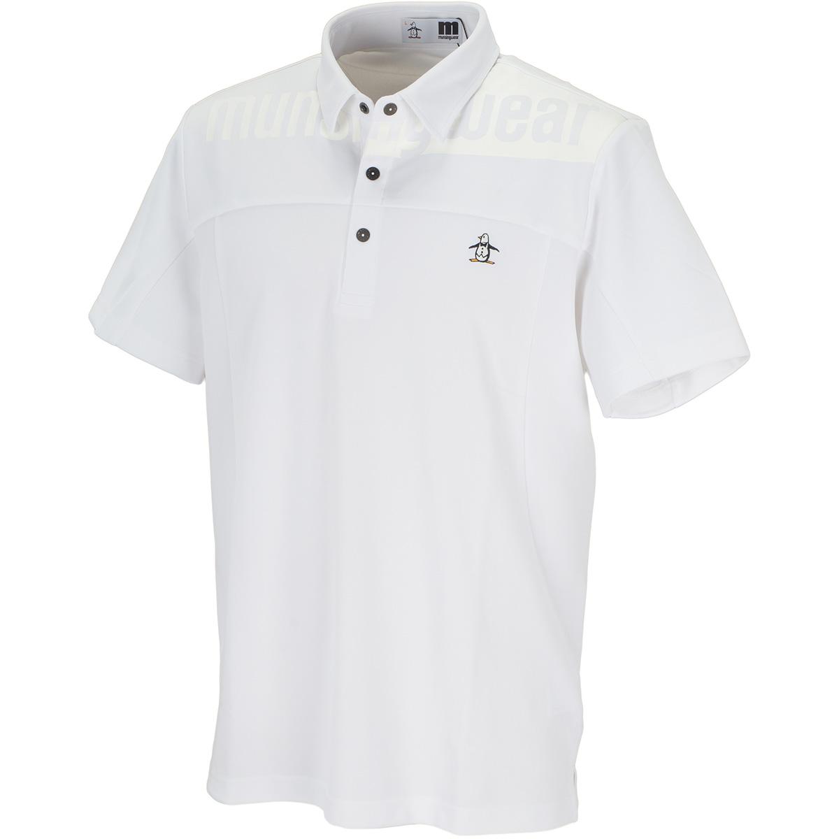 ENVOY COOLISTラバーロゴ半袖ポロシャツ