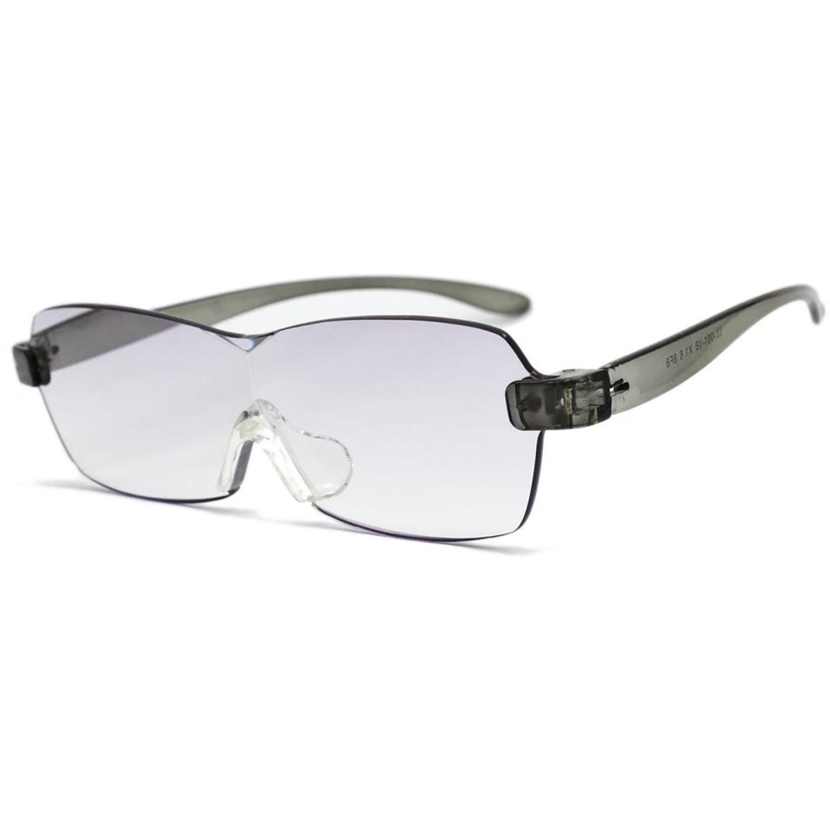 メガネ型拡大鏡