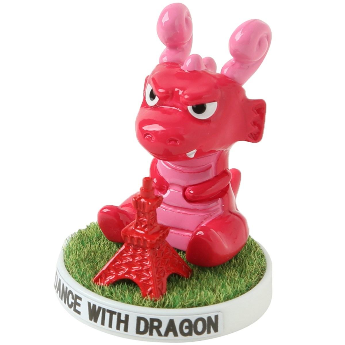 ダンスウィズドラゴン Dance With Dragon チビドラ&タワーマーカー ピンク