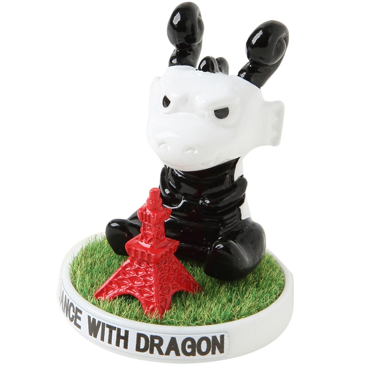 ダンスウィズドラゴン Dance With Dragon チビドラ&タワーマーカー ホワイト/ブラック