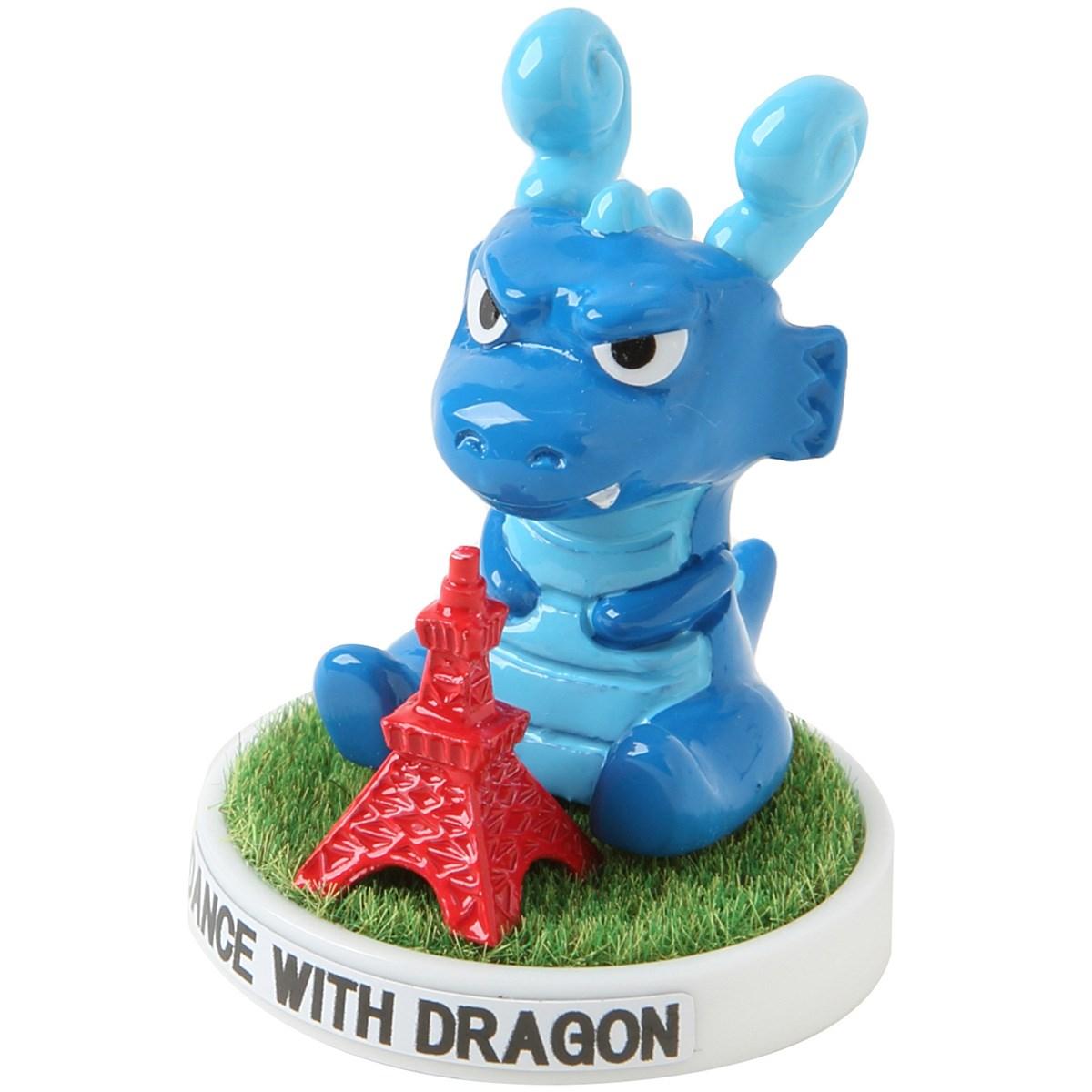 ダンスウィズドラゴン Dance With Dragon チビドラ&タワーマーカー ブルー