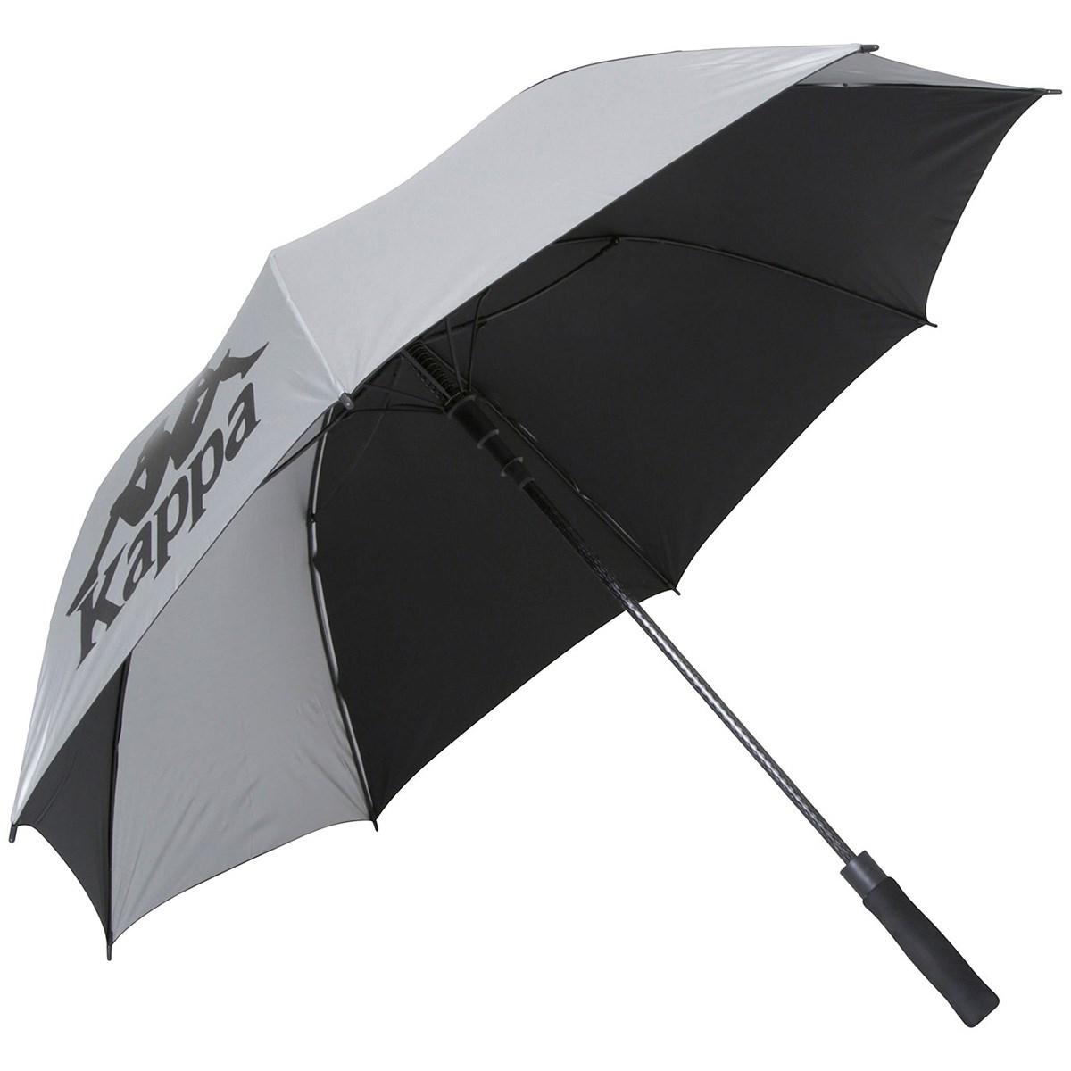 カッパ Kappa 晴雨兼用傘 シルバー