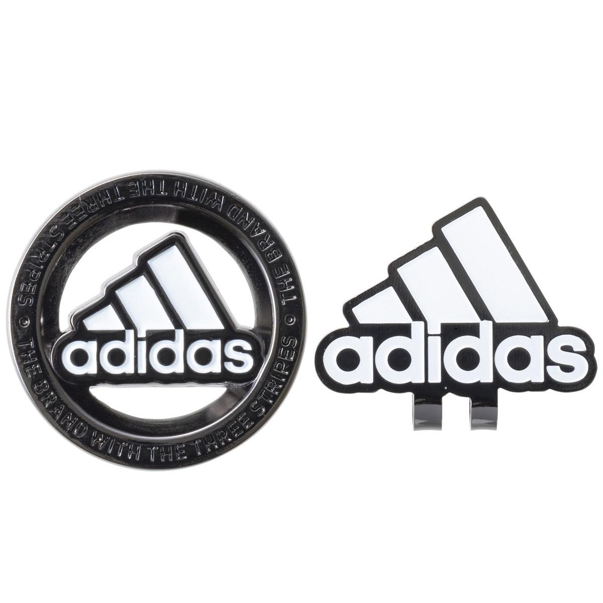 アディダス Adidas コアベーシック クリップマーカー ホワイト