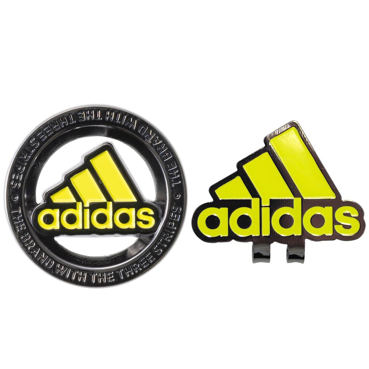 アディダス Adidas コアベーシック クリップマーカー イエロー
