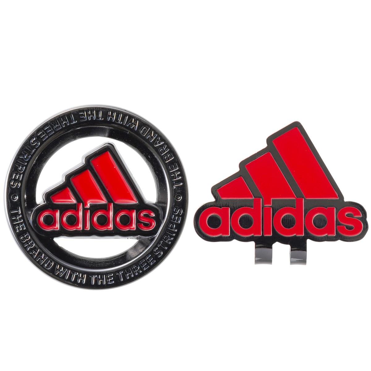 アディダス Adidas コアベーシック クリップマーカー レッド