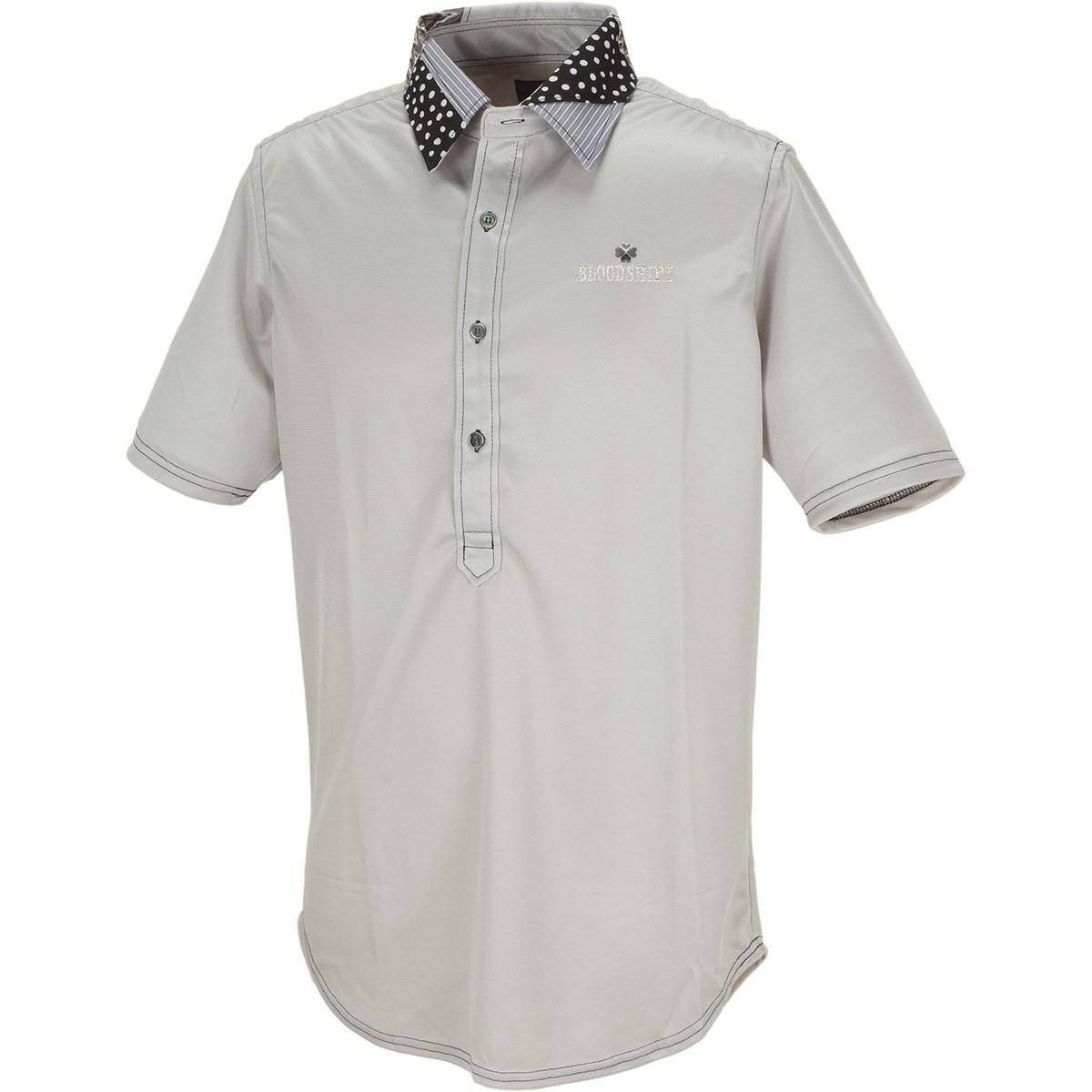 ブラッドシフト レイヤーカラー半袖ポロシャツ