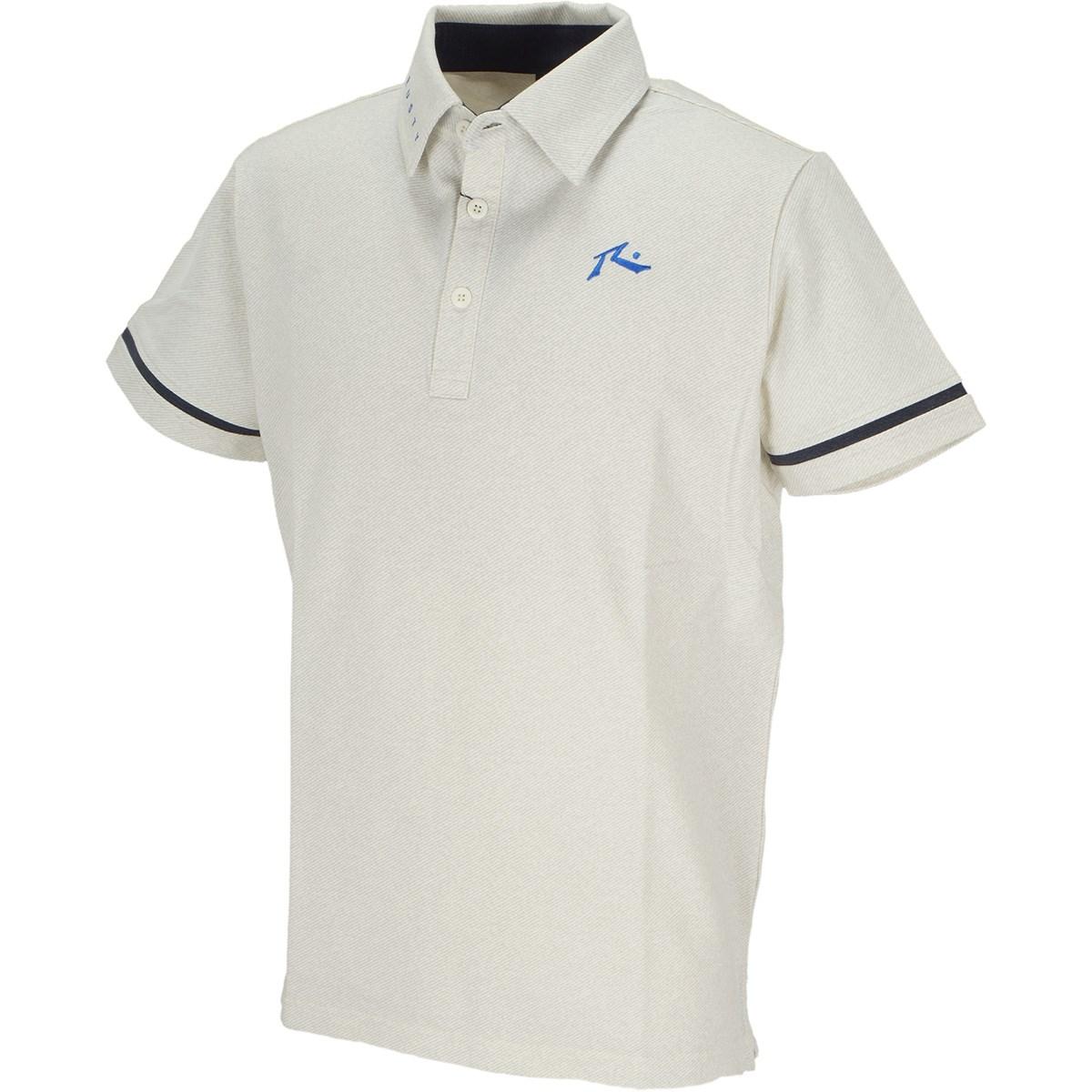 ラスティ RUSTY 半袖ポロシャツ M ホワイト