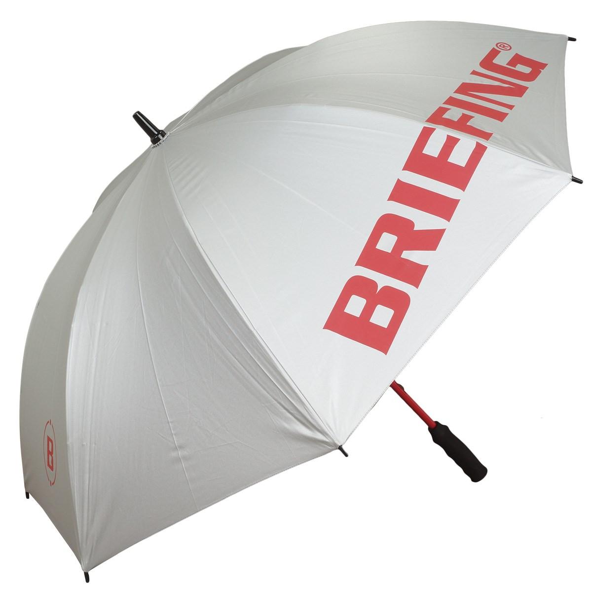 ブリーフィング BRIEFING 傘 グレー