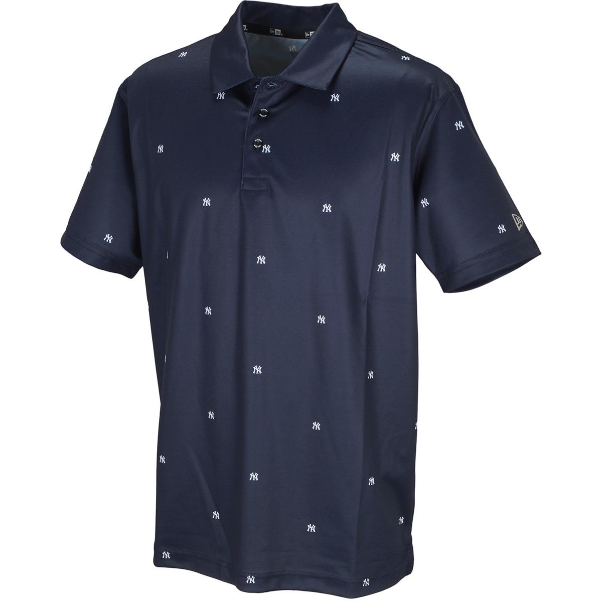 GOLF NEYYAN 鹿の子半袖ポロシャツ