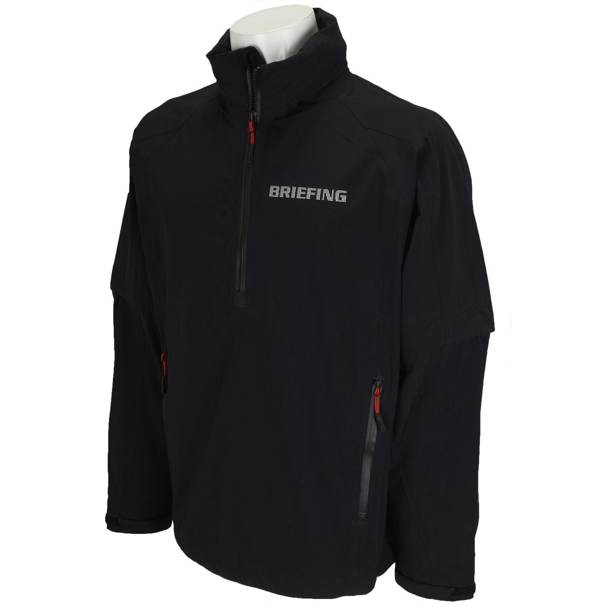 ブリーフィング 2WAY ウォータープルーフジャケット
