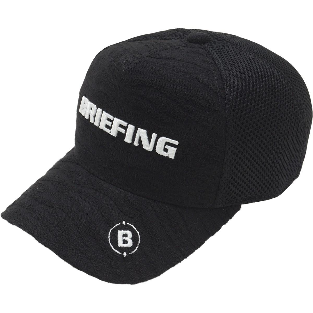 ブリーフィング BRIEFING カモパイルメッシュキャップ フリー ブラック