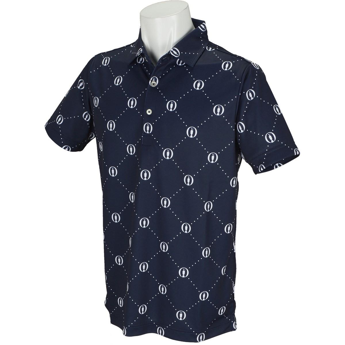 ジ オープン 半袖ポロシャツ