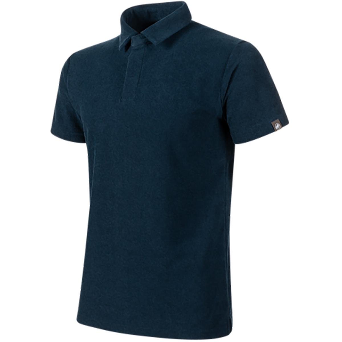 Frottee 半袖ポロシャツ