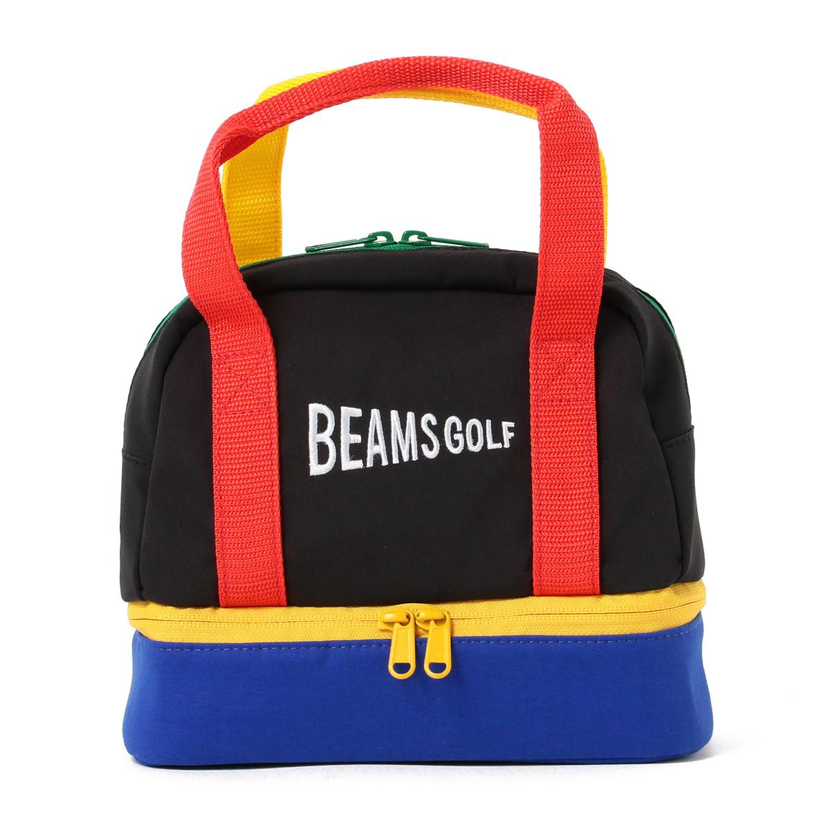 BEAMS GOLF 保冷付き カートバッグ