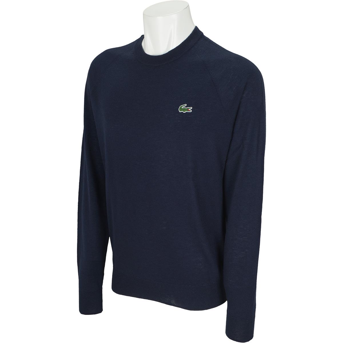 COOLMAX(R)仕様 クルーネックゴルフセーター