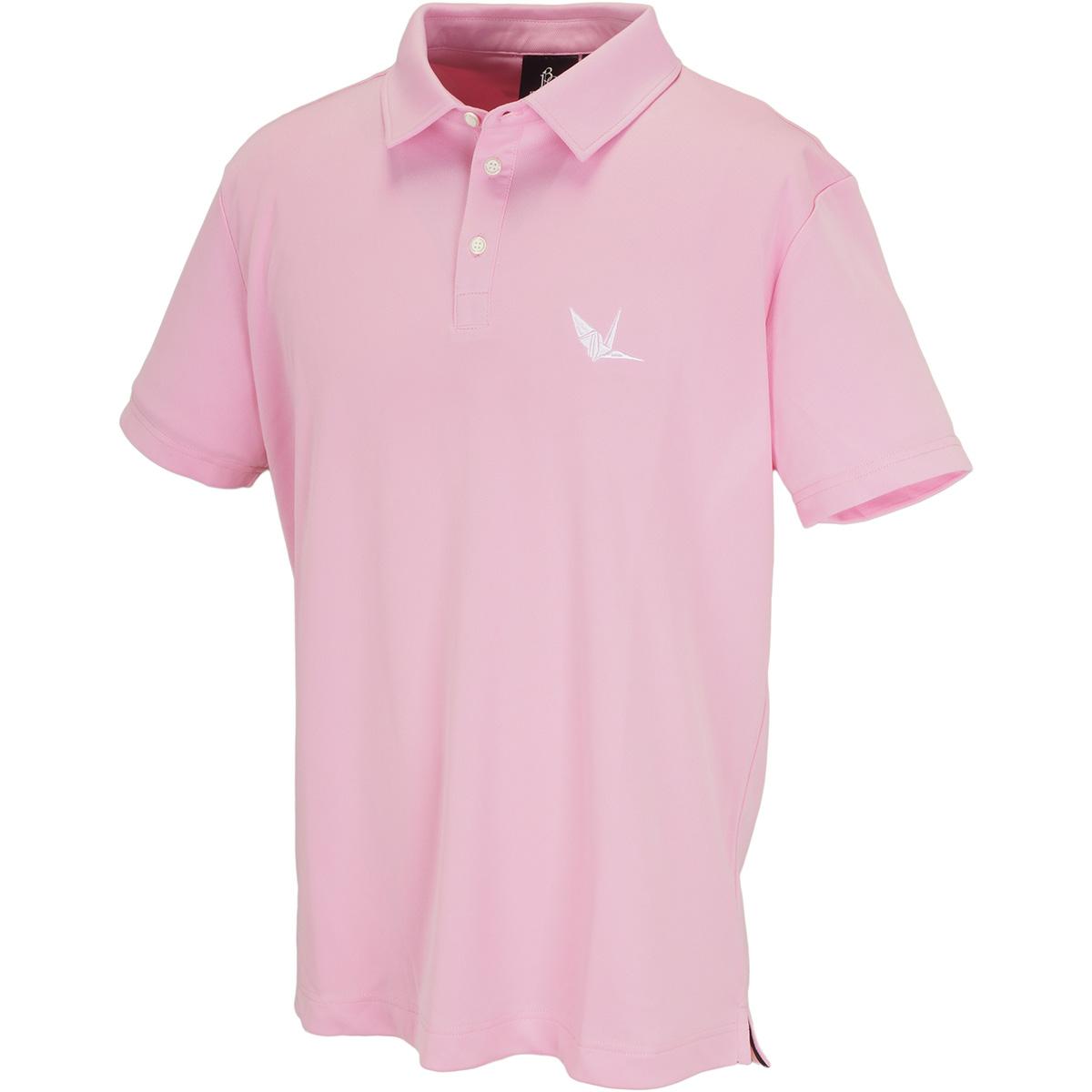 プレーン半袖ポロシャツ