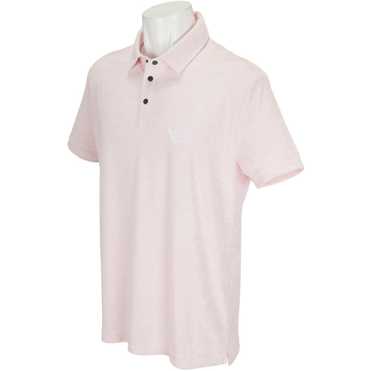 パイル半袖ポロシャツ