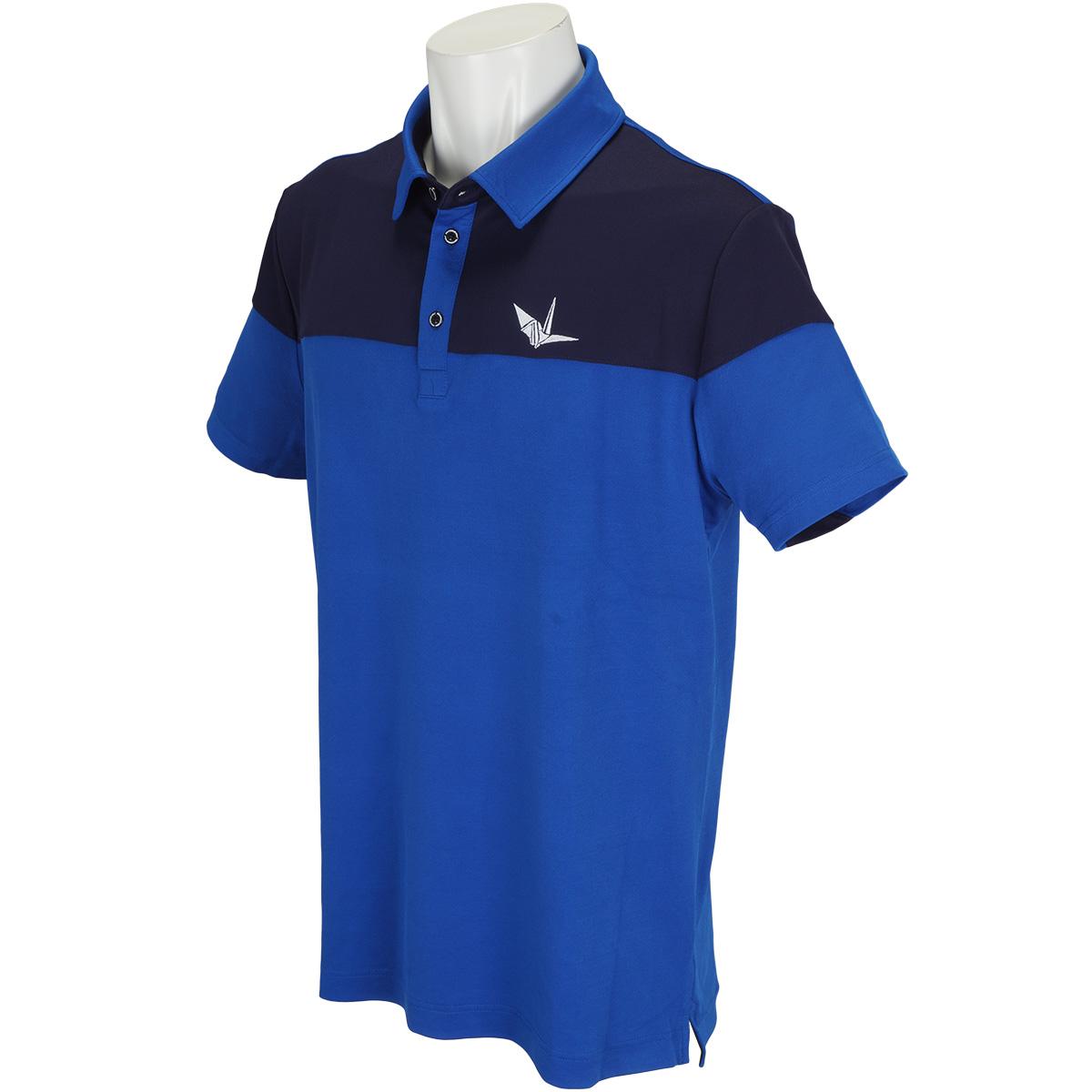 サイド半袖ポロシャツ
