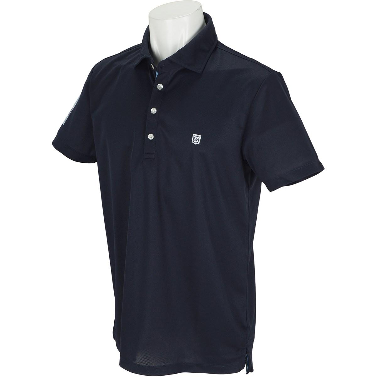 エドウイン(Edwin) ホリゾンタルカラー 半袖ポロシャツ