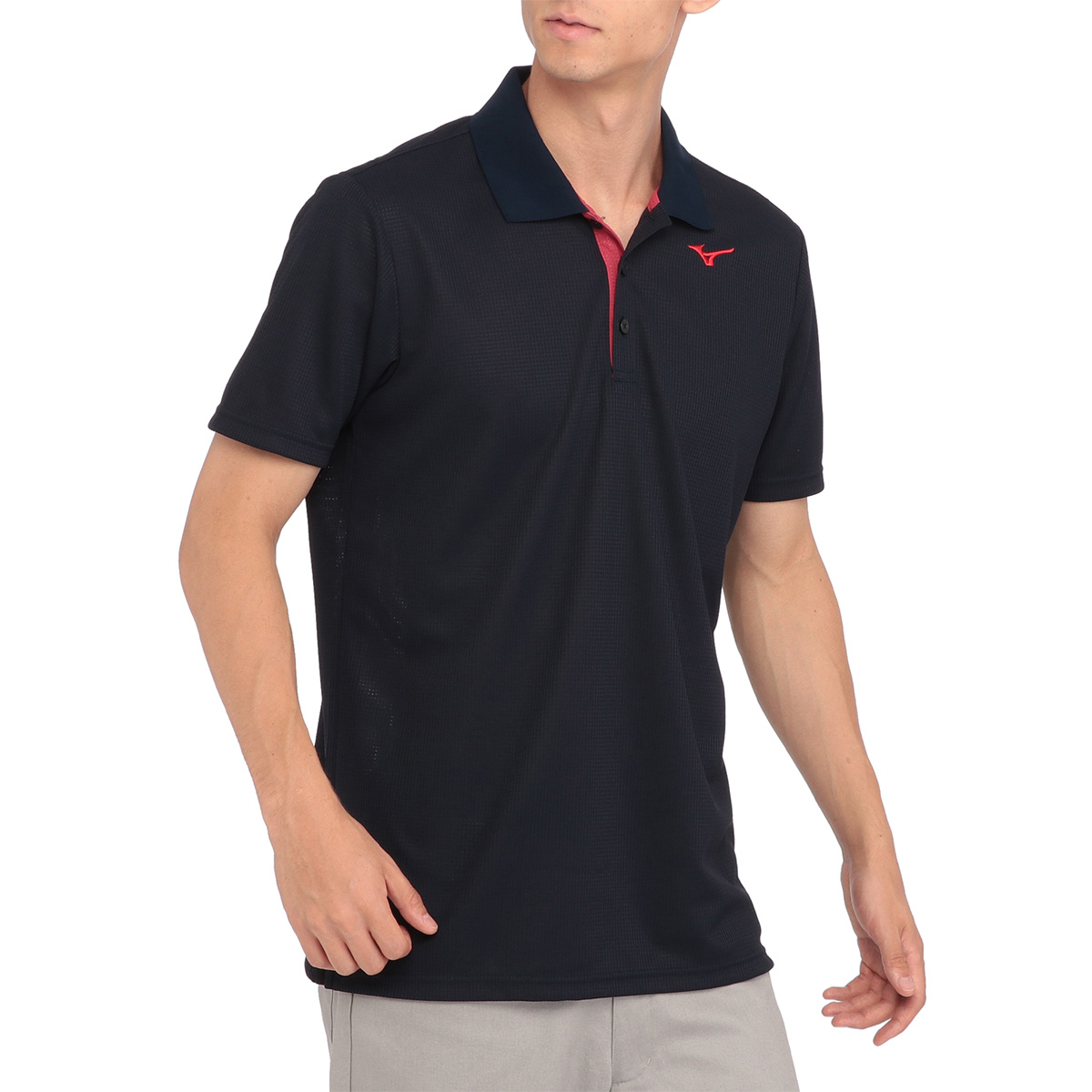 GOLF ドライエアロフロー半袖ポロシャツ