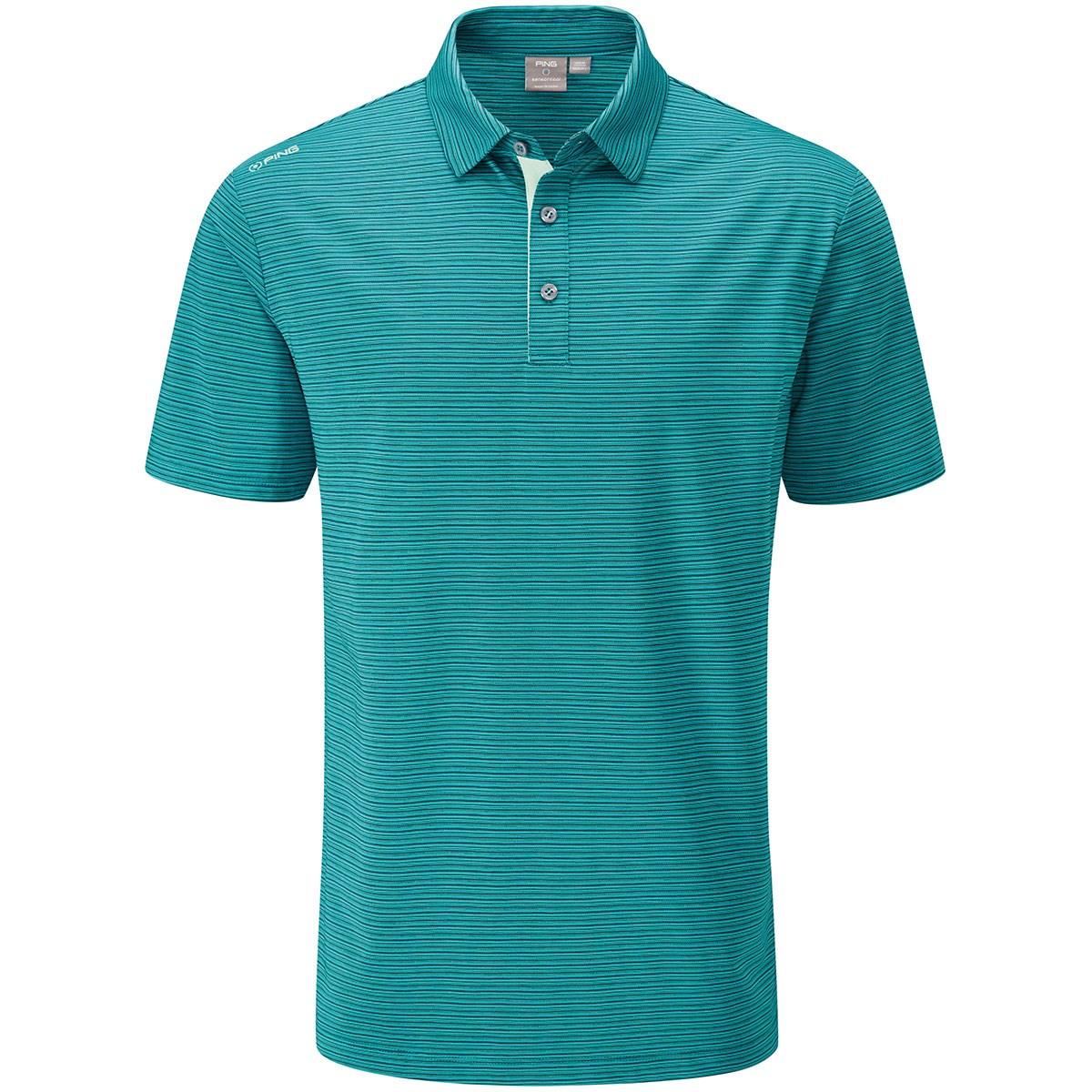 ピン(PING) セス 半袖ポロシャツ
