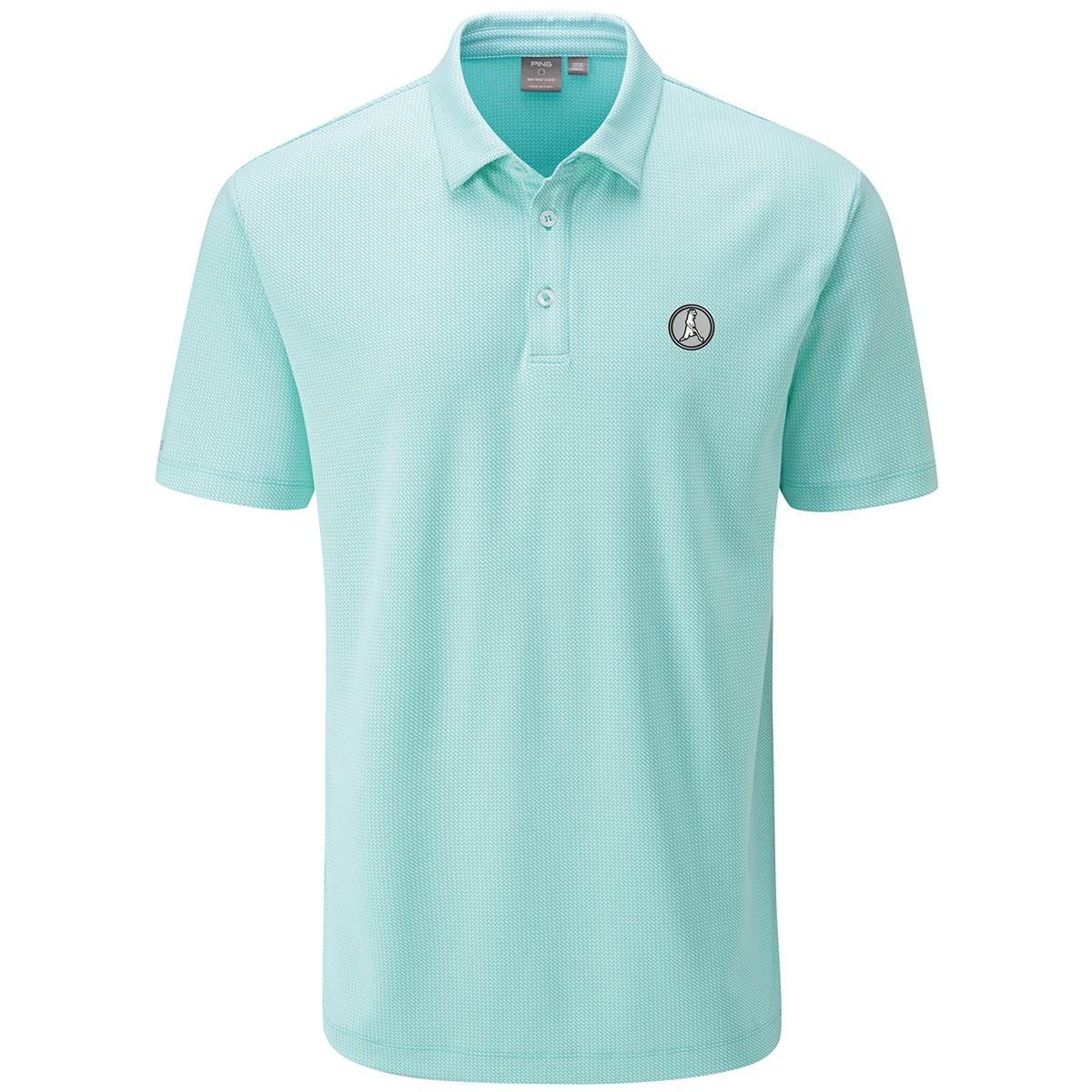 プレストン-J 半袖ポロシャツ