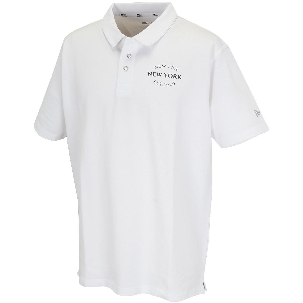 ニューエラ GOLF JER NENYE1920 半袖ポロシャツ