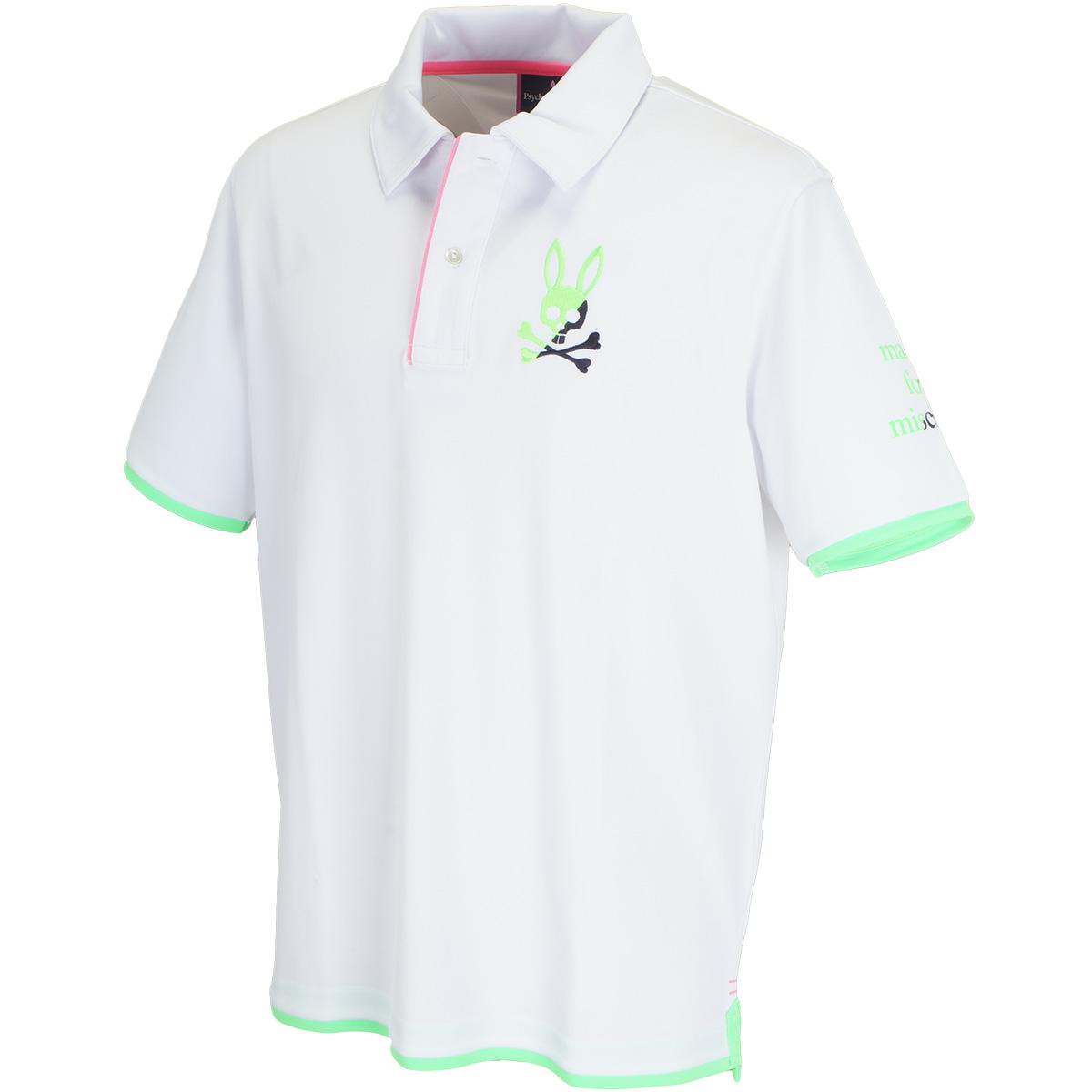 GDO限定 ネオン半袖ポロシャツ