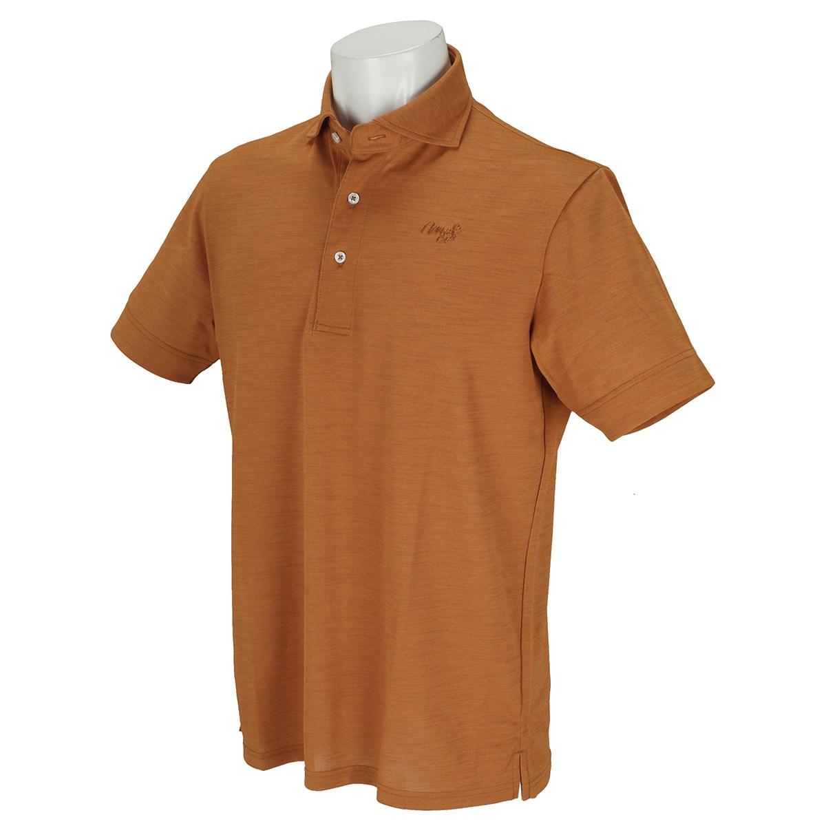 モコ リランチェ鹿の子半袖ポロシャツ