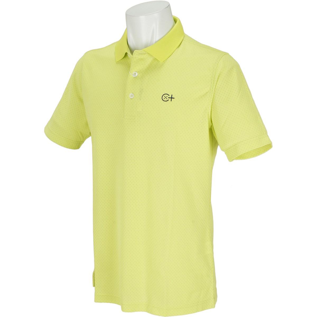 カミーチャスポルティーバプラス アイスコットンジャカード 半袖ポロシャツ