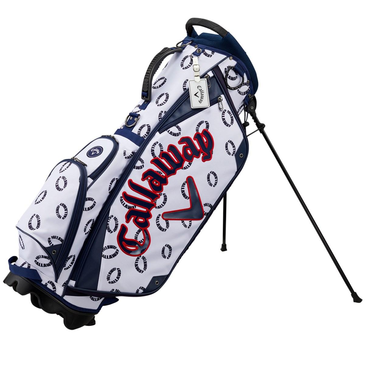 キャロウェイゴルフ(Callaway Golf) STYLE SPL-II JM スタンドキャディバッグ