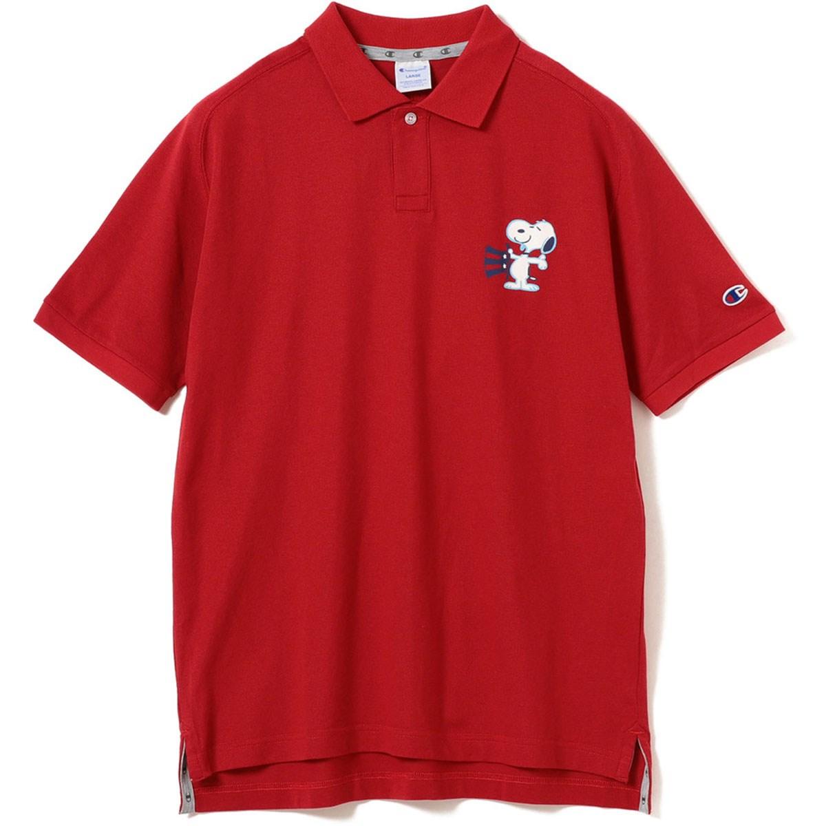 ビームスゴルフ BEAMS GOLF×CHAMPION×SNOOPY ポロシャツ