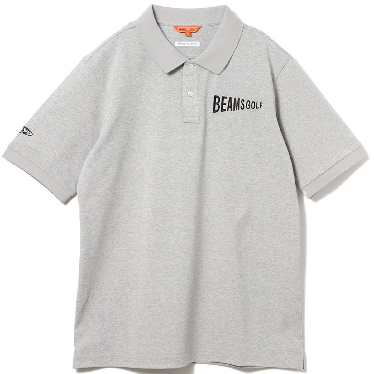 BEAMS GOLF ORANGE LABEL COOLMAX ポロシャツ