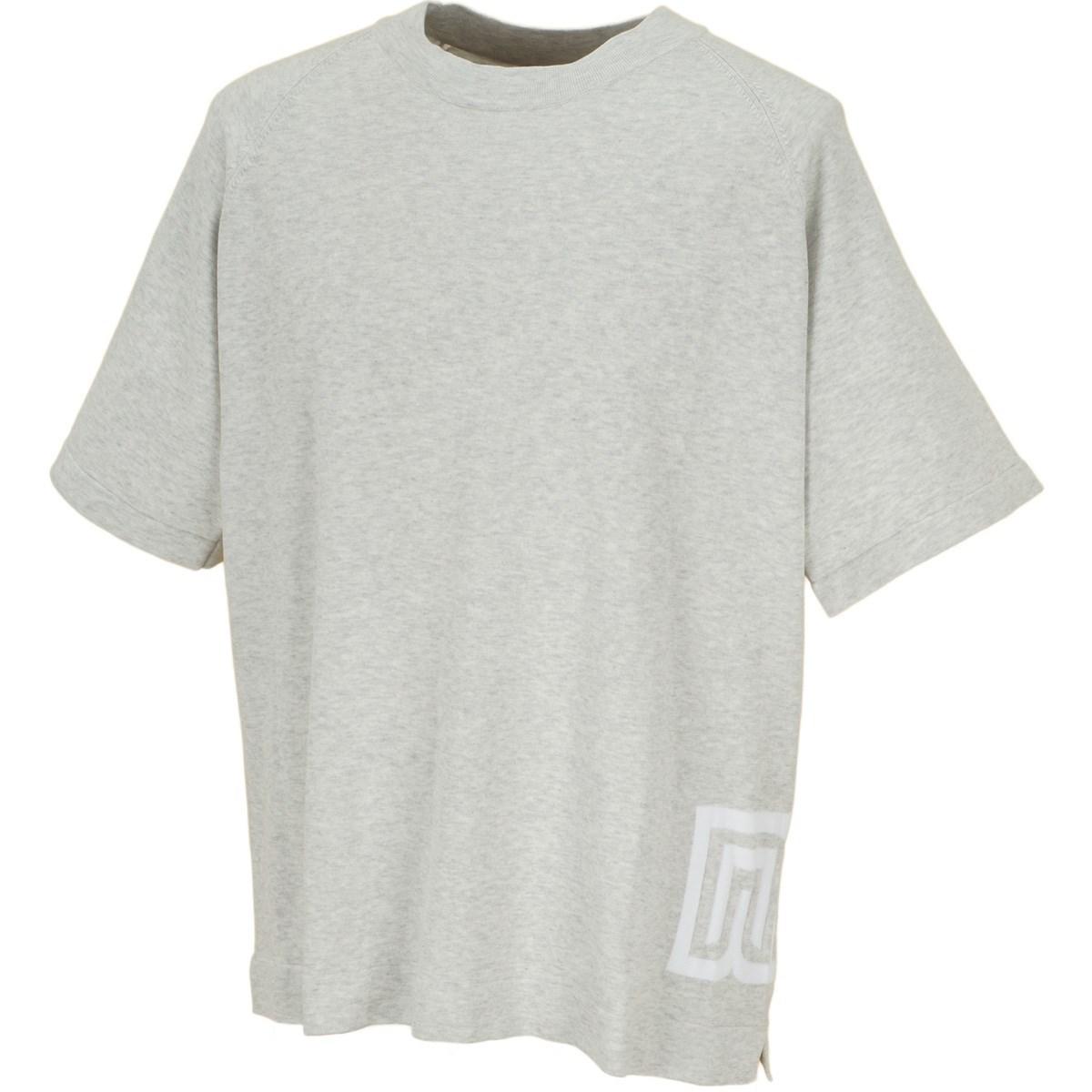 エネーレ ドライコットン 半袖ビッグフィットクルーセーター
