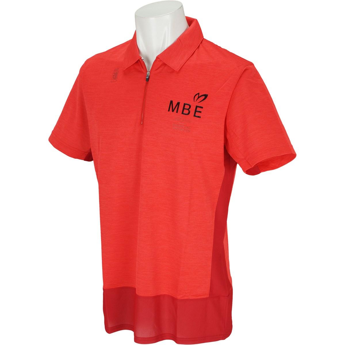 マスターバニーエディション ムーンライトトップ 鹿の子半袖ポロシャツ