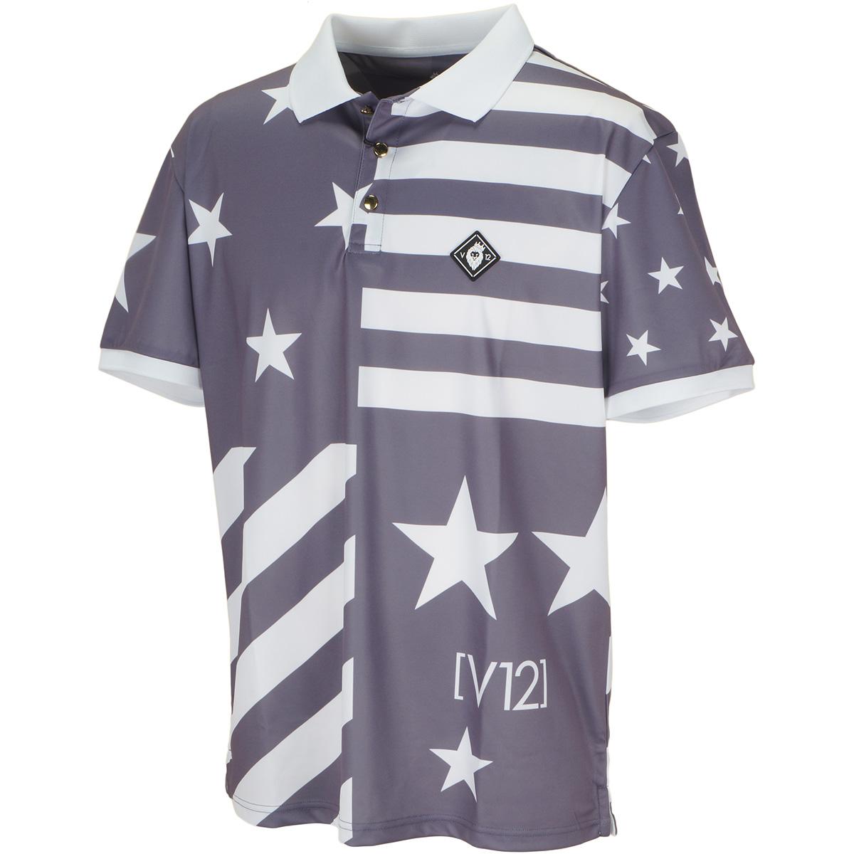 AMERICAN 半袖ポロシャツ