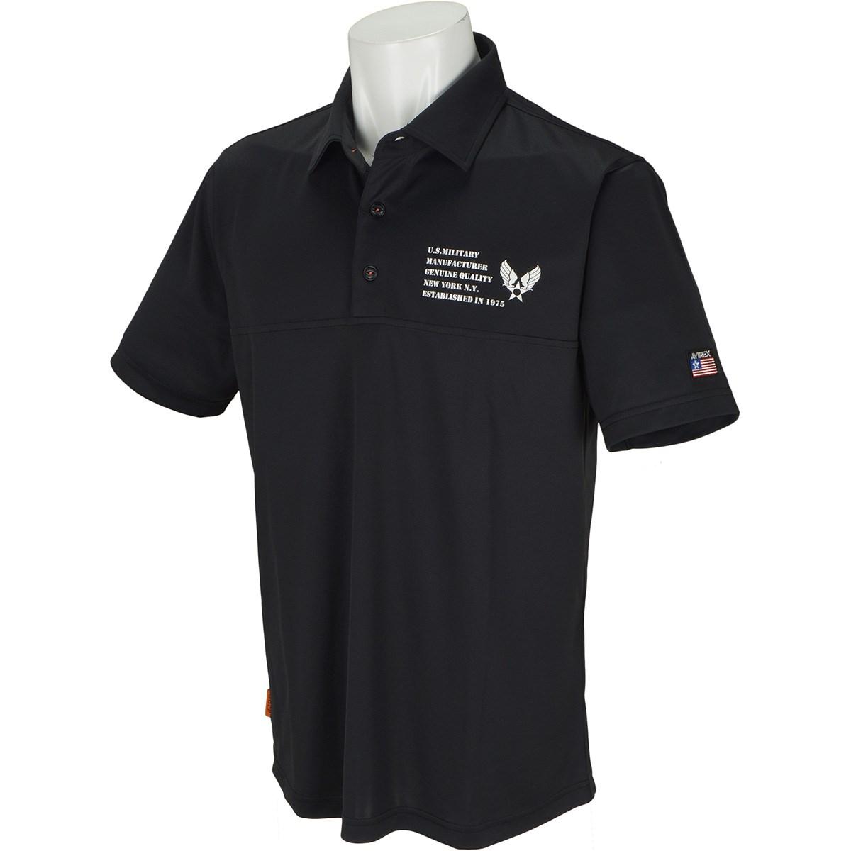 アビレックス ゴルフ 半袖ポロシャツ