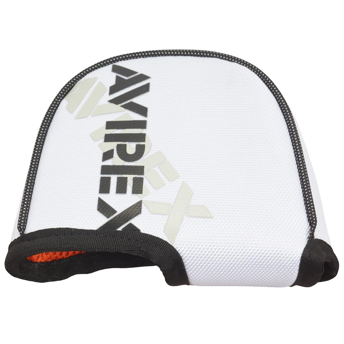 アビレックス ゴルフ AVIREX GOLF パターカバー ホワイト