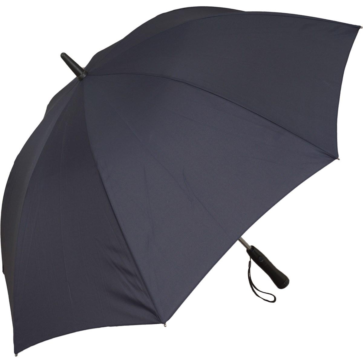 扇風機付き傘 ネイビー