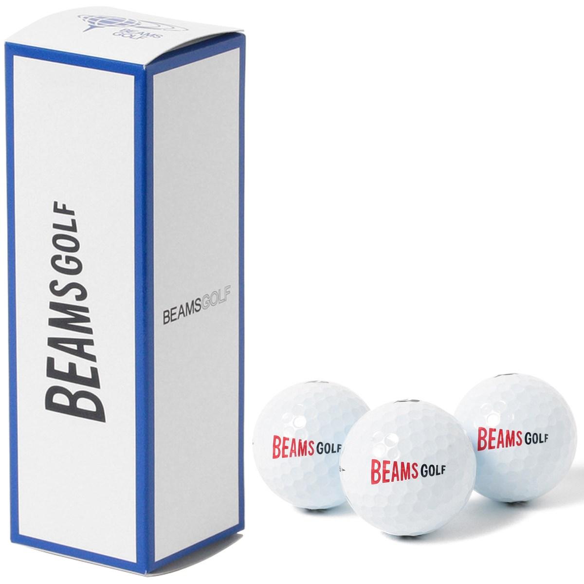 ビームスゴルフ BRIDGESTONE GOLF×BEAMS GOLF 別注 TOUR Bxs ゴルフボール 2