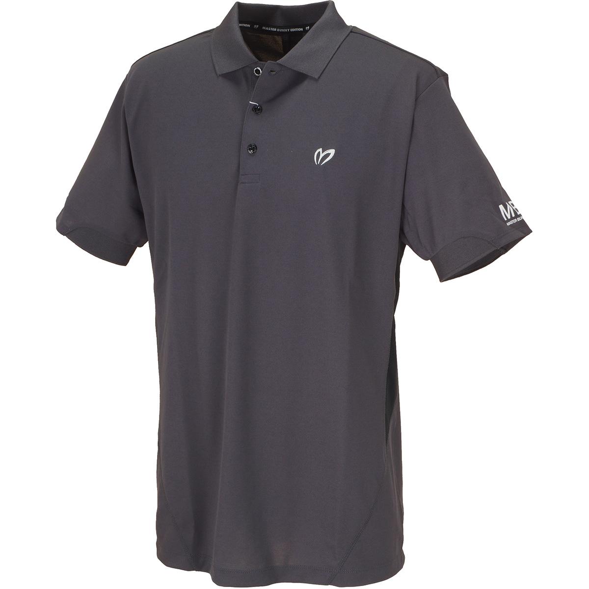 アイスコットン×アロフト鹿の子半袖ポロシャツ