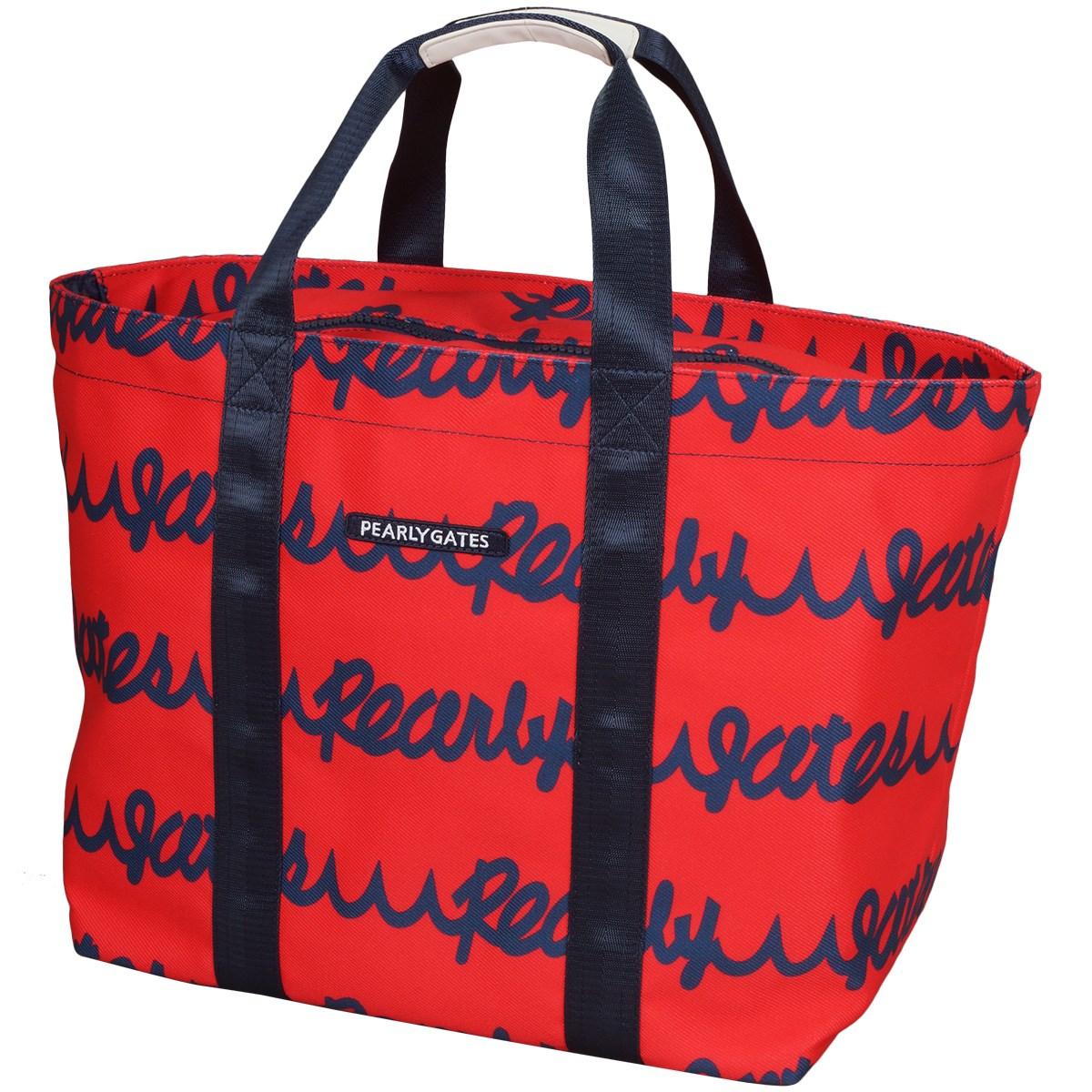 パーリーゲイツ 波ロゴ柄ロッカーバッグ