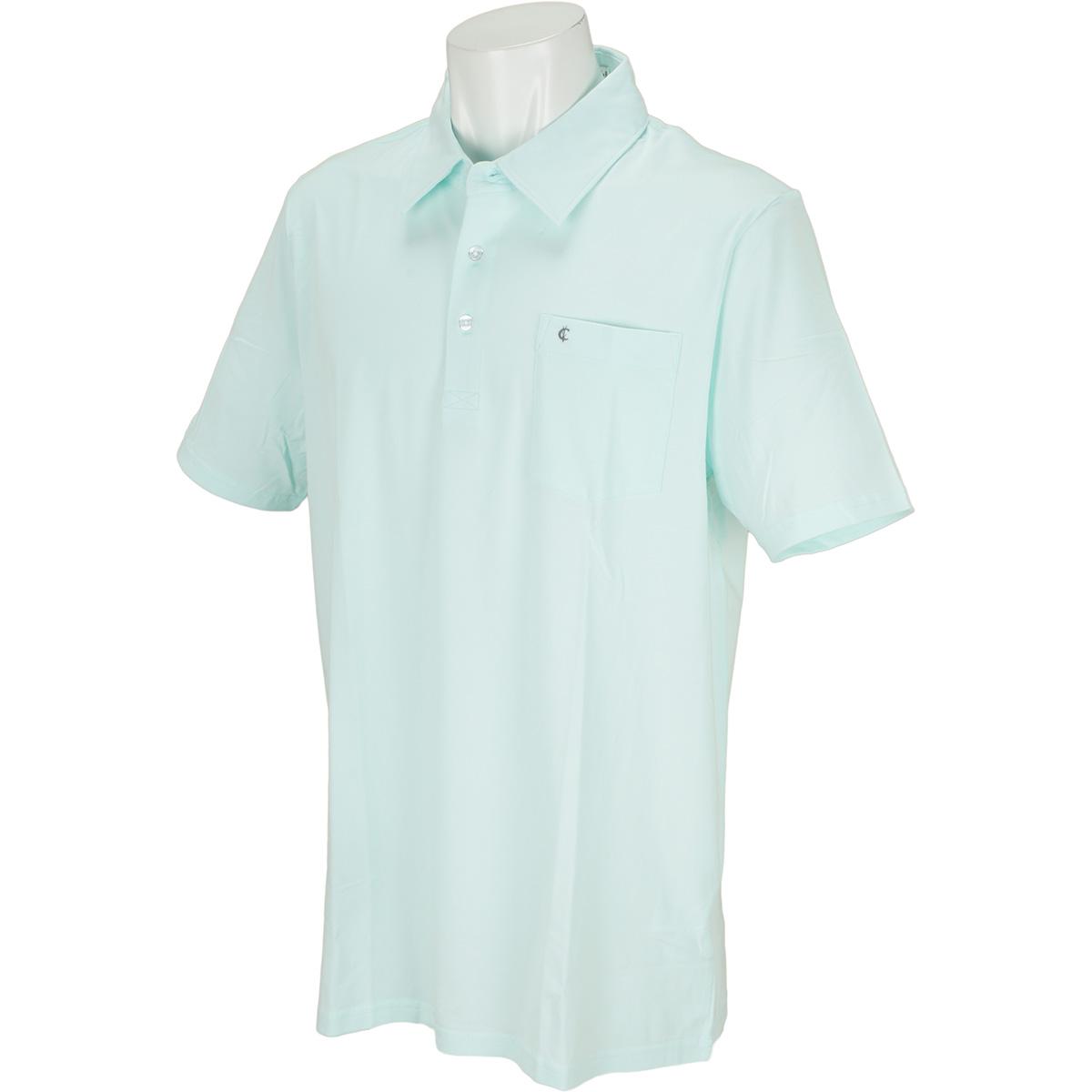 ピーマストレッチレンジ 半袖ポロシャツ